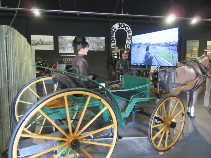 Taking a virtual drive about Feilding