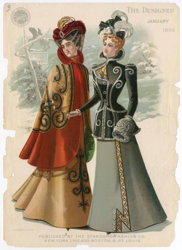 The Designer 1899