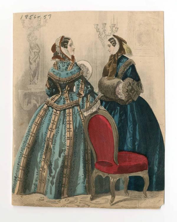 Unknown 1856 muff