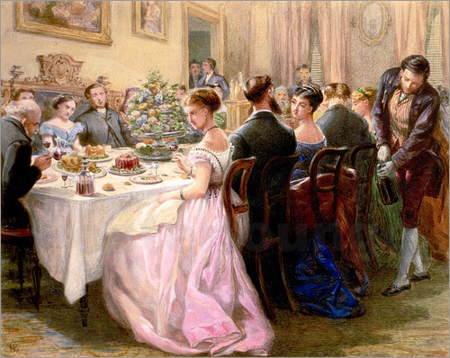 The Dinner Party Sir Henry Cole