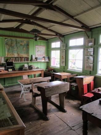 Inside Pembroke School