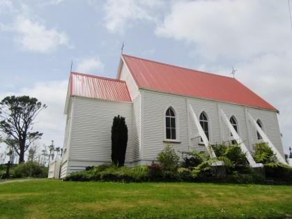 Mangatoki Church