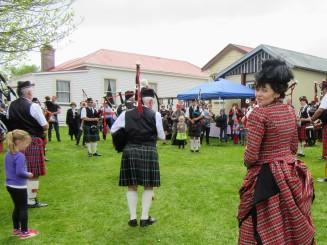 I'm definitely embracing my Scottish heritage here...