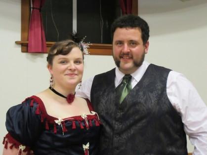 Maree and Scott