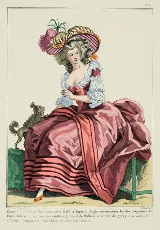 Galerie des Modes, 1784