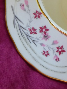 Matching my crockery to my outfit