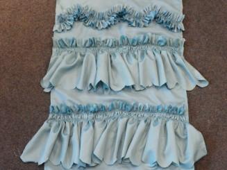 Front petticoat panel