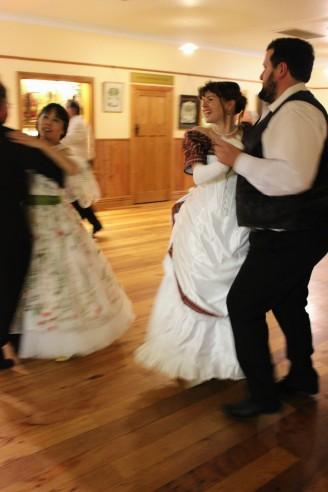 Dancing with Scott