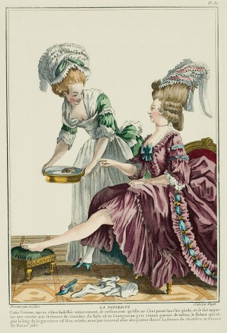 Galerie Des Modes 1778