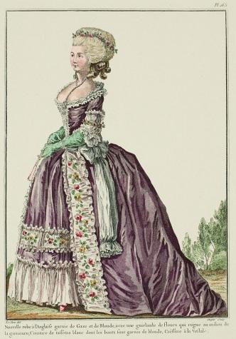 Galerie Des Modes 1782