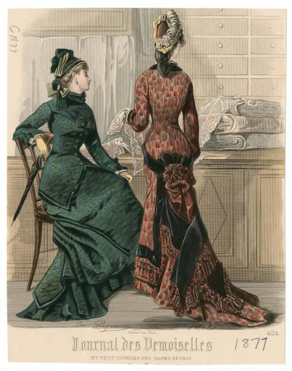 Journal des Demoiselles 1877