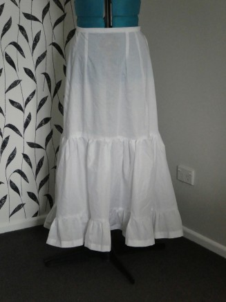 Petticoat Number Two