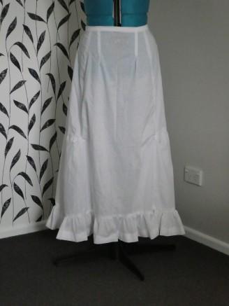 Petticoat Number One