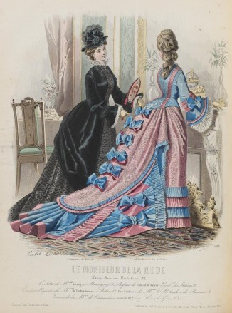 La Moniteur de la Mode 1874 blue pink.jpg